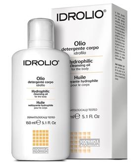 Bild på Dermatologisk rengöringsolja Idrolio