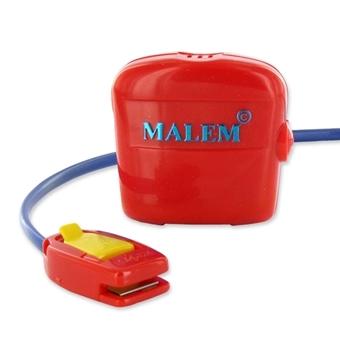 Picture of Bärbart alarm Malem röd