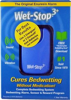 Bild på Bärbart alarm Wet-Stop3 Blå