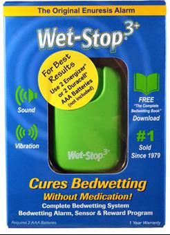 Bild på Bärbart alarm Wet-Stop3 Grön